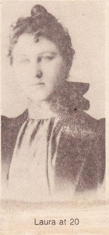 Laura May <i>Smith</i> Burford