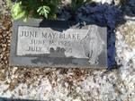 June May <i>Blinke</i> Blake
