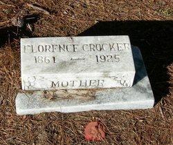 T. Florence <i>Dorman</i> Crocker