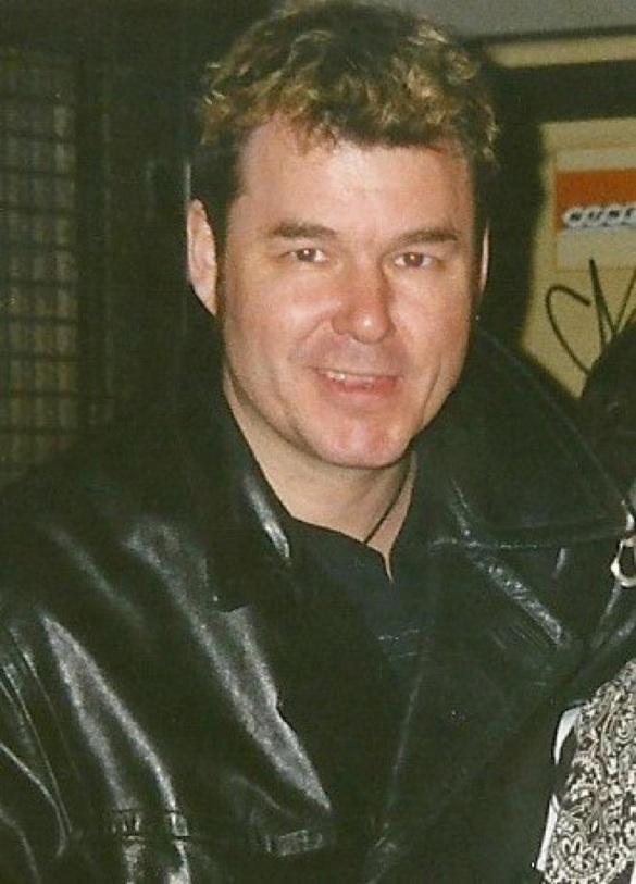 Stuart Adamson