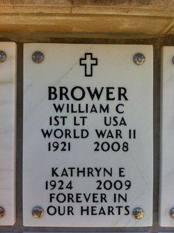 William C Brower