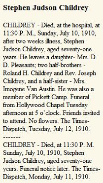 Stephen Judson Childrey