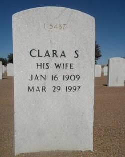 Clara <i>Stegman</i> Henwood Strawn