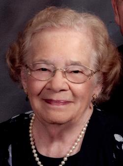 Marjorie Mae <i>Ingwersen</i> Hueser