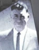 Rumaldo E <i>Garcia</i> Fresquez