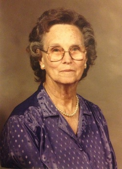 Edna Viola <i>Overton</i> Brown