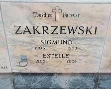 Estelle Zakrzewski