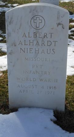 Albert Alhardt Niehaus
