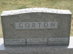 Anna M. <i>Morlan</i> Gorton