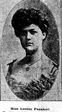 Louise Benson <i>Foraker</i> Cushman