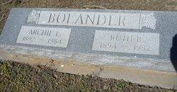 Ruth B. Beiler Bolander