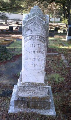 Henry C Stout