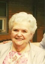 Margaret Wanda <i>Lugar</i> Baird