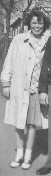 Agnes L. Bunch <i>Knode</i> Johnston