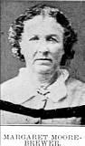 Margaret Jane <i>Moore</i> Brewer
