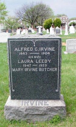 Mary <i>Irvine</i> Butcher