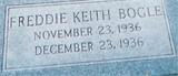 Freddie Keith Bogle