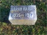 Sarah <i>Kerr</i> Harris