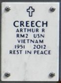 Arthur Reed Creech