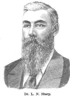 Rev Levi N Sharp