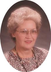 Glennice Marguerite <i>Arnold</i> Spears