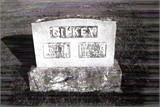 Elizabeth Jane Eliza <i>Bowen</i> Gilkey