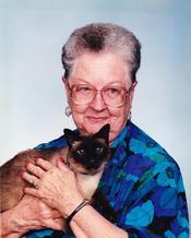 Dorcas Thelma <i>Randolph</i> Fenton