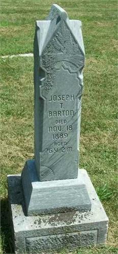 Joseph Thomas Barton