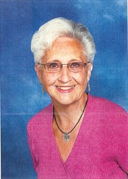 Arlene Mae <i>Young</i> McDougall
