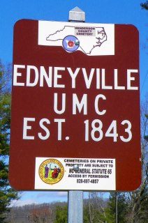 Edneyville Cemetery
