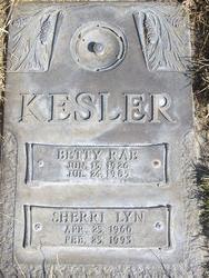 Betty Rae Kesler