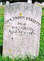 Capt Ensign Jeremiah Bassett