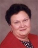 Florence Louise Billie <i>Mangum</i> Frady
