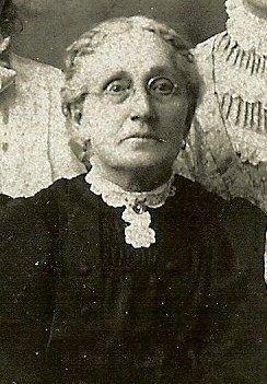 Mary Eliza <i>Robinson</i> Buck