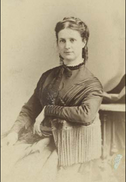 Nancy Nettie <i>Fowler</i> McCormick