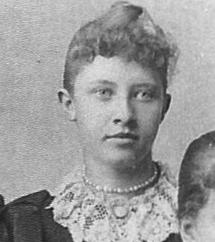 Margretha Gerti <i>Andresen</i> Jacobsen