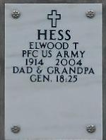 Elwood Thomas Hess