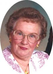 Eva Jane <i>Rogers</i> Arsenault