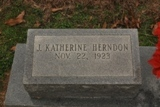 J Katherine Herndon