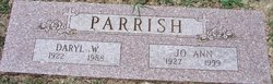 Jo Ann <i>Martin</i> Parrish