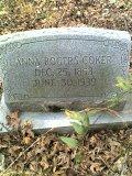 Mary Anna <i>Rogers</i> Coker