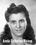 Annie Catherine Bishop
