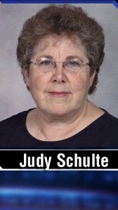 Judith JUDY Schulte