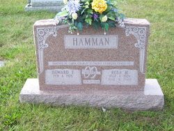 Howard E Hamman