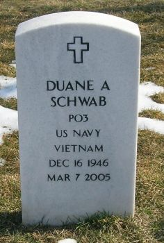 Duane A Schwab