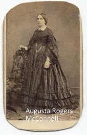 Augusta Salisbury <i>Rogers</i> McConnell