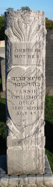 Fannie Anselevitch