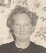 Mary Agnes Mollie <i>Riney</i> McCollister