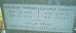 Oscar Bryan Timmons
