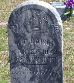 John Thomas Caison